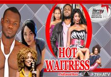 HOT WAITRESS PART 1-Nigerian Nollywood movie
