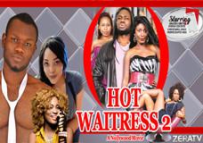 HOT WAITRESS PART 2-Nigerian Nollywood Movie