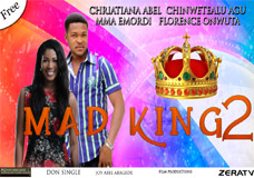 MAD KING Part 2- Nigerian Nollywood Movie