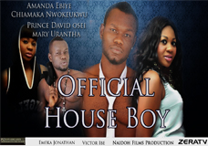 OFFICIAL HOUSE BOY PART 1