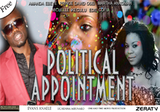 POLITICAL APPOINTMENT PART 1