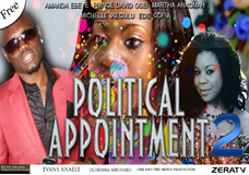 POLITICAL APPOINTMENT PART 2