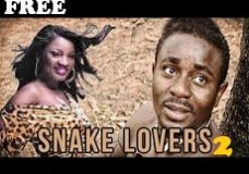 SNAKE LOVERS 2 – Nigerian Nollywood Movie