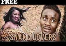 SNAKE LOVERS 1 – Nigerian Nollywood Movie