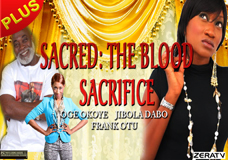 SACRED: THE BLOOD SACRIFICE 1
