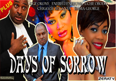 DAYS OF SORROW Part 1