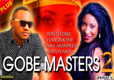 GOBE MASTERS  Part 2