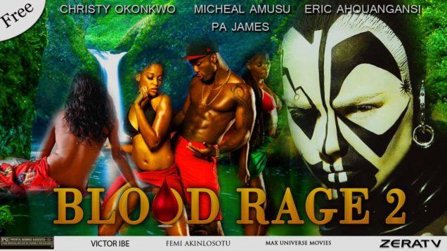 BLOOD RAGE Part 2
