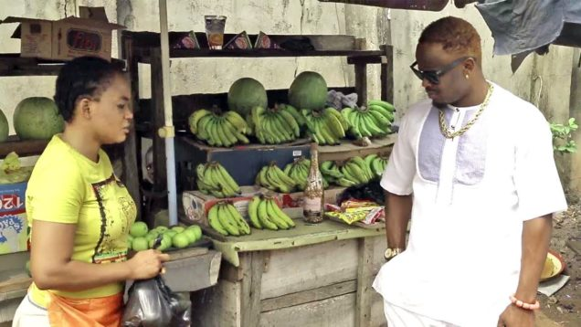 THE RICH BOY FALLS IN LOVE WITH THE POOR FRUIT SELLER 1